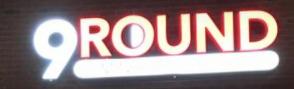 9 round sign